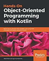 Hands-On Object-Oriented Programming with Kotlin Front Cover