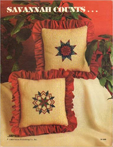 S-30 Sabra Publishing Cross Stitch Book by Sherry Parker Summerfield Preppy Counts..