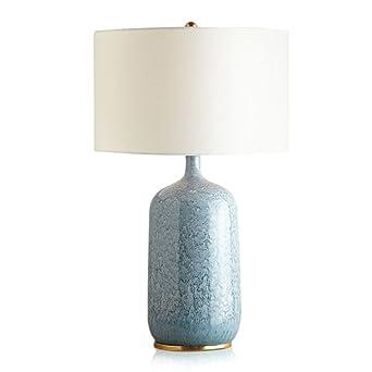 Tischlampe Gross Wohnzimmer Nachttischlampe Minimalismus Keramik