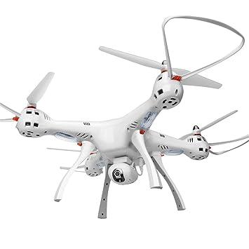 E-KIA Drone HD Dron De Juguete, 2.4g 4 Ejes con FuncióN De ...