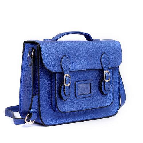 cartera Bags Yasmin para mujer Blue Bolso Dazzling Y12345 estilo tRnAqUxvw