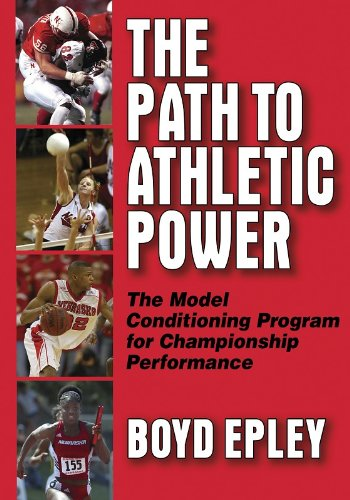 Path to Athletic Power:Model Conditioning Program for Champ Perf (Best Hypertrophy Workout Program)