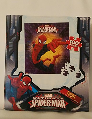 Kids Boys Hot SELLER Spiderman 100 Piece Jigsaw Puzzle