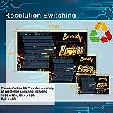 Spmywin 2400 HD Retro Arcade Game Console