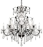 Schonbek Madison Twelve Light Heritage Crystal Chandelier Review