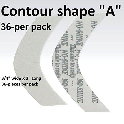 Hair System Tape (Walker No Shine Tape Adhesive 3/4