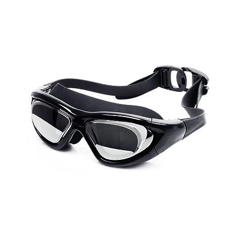 9d597fb289c4b3 Fadirew, Lunettes de natation à lentilles correctrices pour la myopie,  MaxView (Dioptrie -