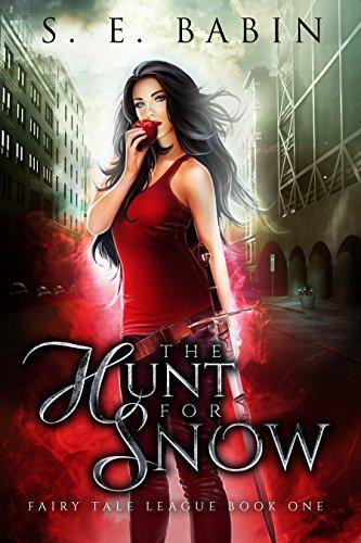 The Hunt for Snow (Fairytale League Book 1)]()
