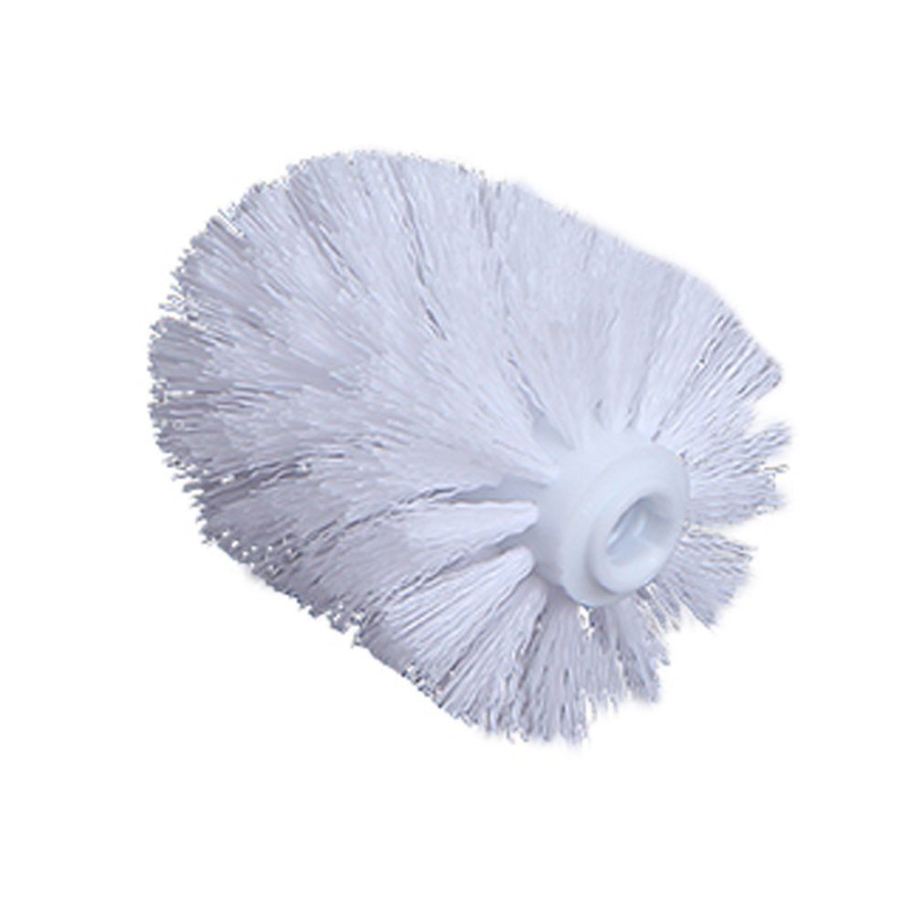 eronde Replacement Toilet Bowl Brush Head for Bathroom - Sturdy Stiff Bristles, Deep Cleaning