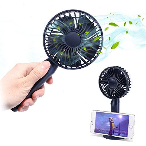 Mini Handheld Fan, MECO Portable Operated Fan D...
