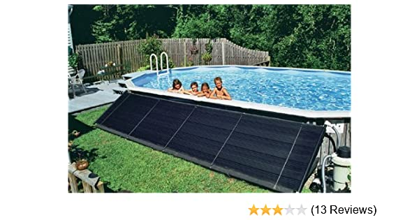 Amazon.com : Sun2Solar Ground Mounted Heating Solar Panel System for ...