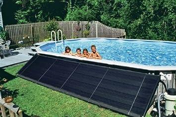 Sun2Solar Ground Mounted Heating Solar Panel System For Above Ground U0026  Inground Swimming Pools | Hardware