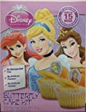 Disney PIXAR Princess Butterfly Cake Kit Set