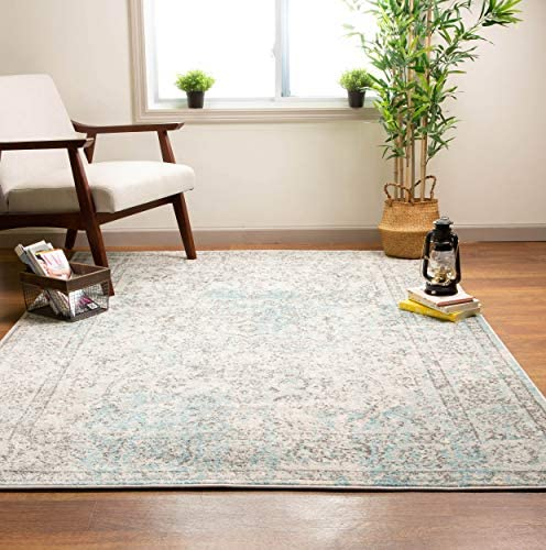 Super Area Rugs Muted Persian
