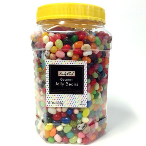 Daily Chef Gourmet Jelly Beans 41 Flavors Net 4lb