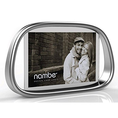 """Nambe Bubble Picture Frame – 4"""" x -"""