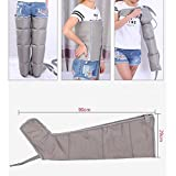 W Air Wave Pressure Massage Gradient Sequential Compression Circulator Leg + Arm + Waist - Complete Set, full set
