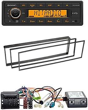 Radioeinbauset Continental Tr7412ub Or Autoradio Elektronik