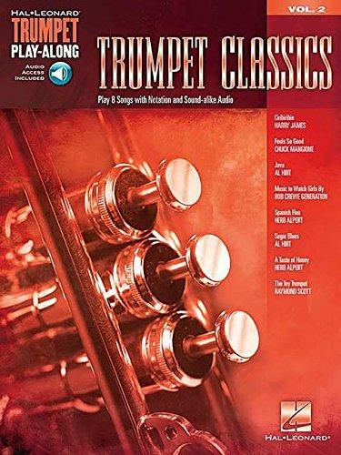 (Trumpet Classics: Trumpet Play-Along Volume 2 (Hal Leonard Trumpet Play-Along))