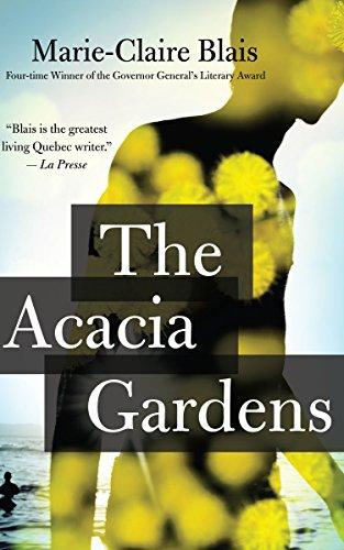 book cover of The Acacia Gardens