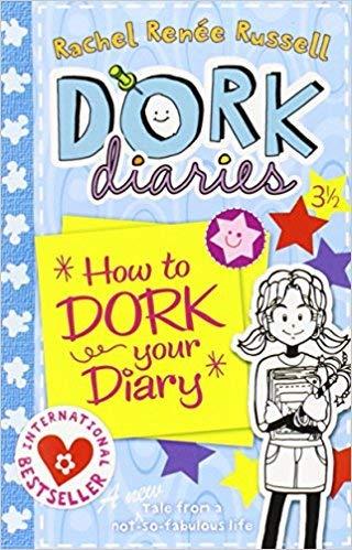 Amazon com : [By Rachel Renee Russell] Dork Diaries 3 1/2: How to