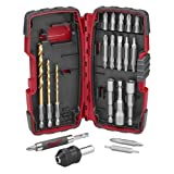 Milwaukee 48-32-0321 Universal Quik-Lok Drill and Drive Set, 21-Piece