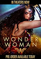 Wonder Woman (2017) (3D Blu-ray + Blu-ray + Digital Combo Pack) by Warner Bros.