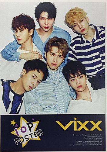 K-POP Vixx Photo Poster (10 Pieces) (VIXX)