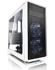 Fractal Design Focus G PC Case - Medium Tower - Window - White
