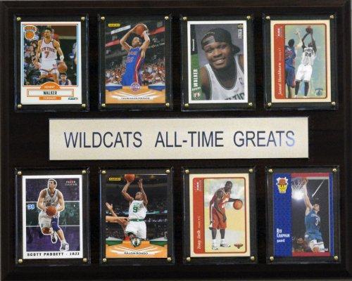 NCAA Basketball Kentucky Wildcats All-Time Greats Plaque