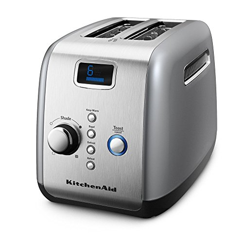 KitchenAid KMT223 Silver