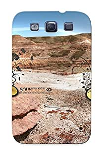 Fashionable Style Case Cover Skin For Galaxy S3- Lively Tree by supermalls
