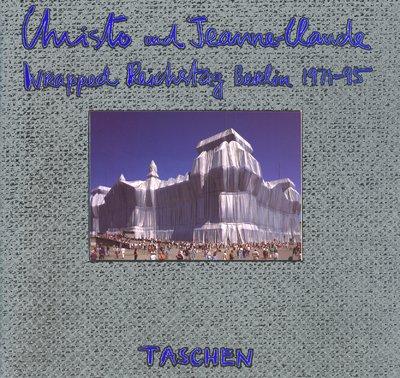 Download Christo and Jeanne-Claude: Wrapped Reichstag, Berlin 1971-95: A Documentation Exhibition = Eine Dokumentationsausstellung (Taschen specials) PDF