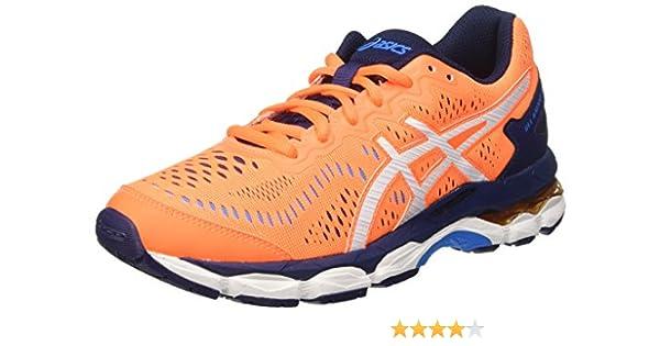 Asics Gel-Kayano 23 GS, Zapatillas de Deporte Infantil, Naranja ...