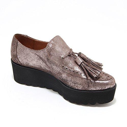 Zeppe Women Bronzo Shoes Palomitas 4514l Scarpa Scarpe Donna 7q6845