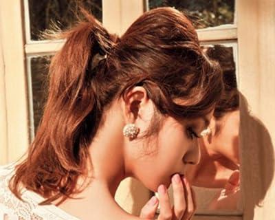 BONAMART ® New Fashion 2pcs Magic Volume Hair Base Velcro Bump Hair Styling Insert Tool For Girls Hair Accessories