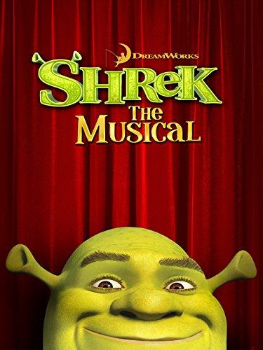 Shrek the Musical (Shrek Dvd Musical The)