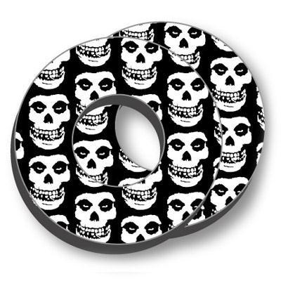 Factory Effex Moto Grip Donuts Skulls ()