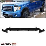 AUTEX Smoke Hood Shields Bug Deflector Fits for 2009 2010 2011 2012 2013 2014 Ford F150 Bug Shields Protector