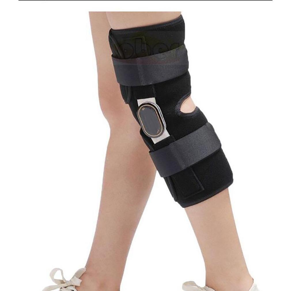 TNJZDX Knie Unterstützung Stabilisator Hosenträger Verstellbaren Riemen Knie Unterstützung Für Laufband Reparatur Arthritische Unterstützung NHS