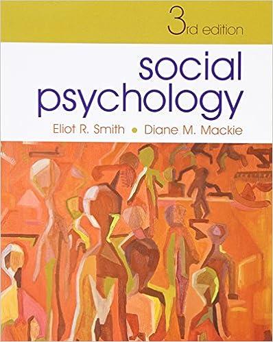 Book Social Psychology
