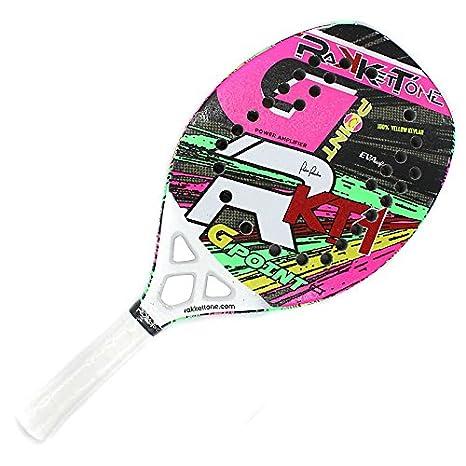 0dd054f92 RACCHETTA BEACH TENNIS RAKKETTONE G POINT  Amazon.it  Sport e tempo ...