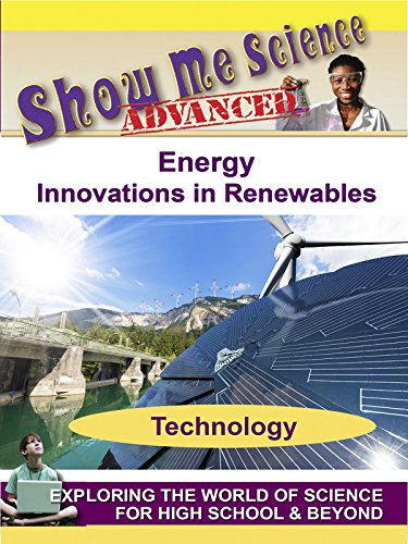 Energy - Innovations in Renewables by