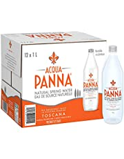 Acqua Panna Natural Mineral Water, 1L , pack of 12