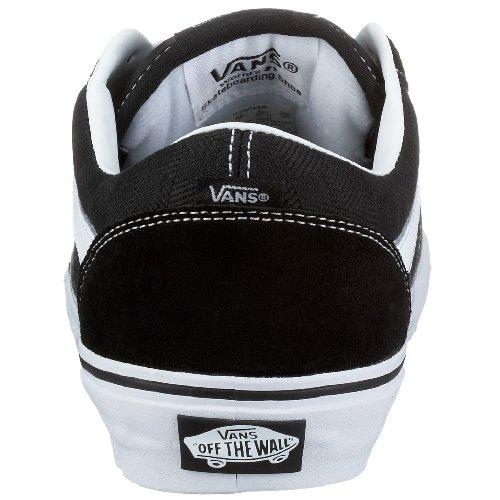 Vans M LA CRIPTA DOS V98U3T9 - Zapatillas de tela para hombre Negro (check jaquard)