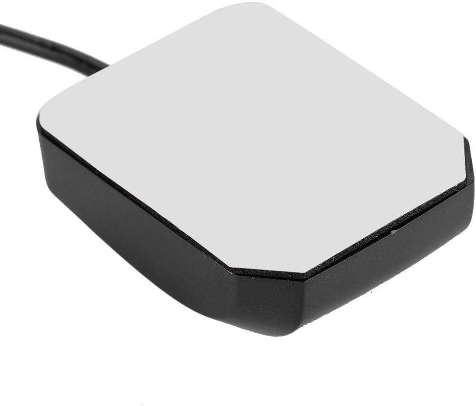 1,5 m Adattatore Antenna Antenna GPS per Auto Fraka Spina 1.5m RG174 Cavo 1575,42 MHz ASHATA Antenna GPS Attiva Impermeabile Veicolo con Base Magnetica