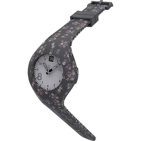 rivenditore all'ingrosso a4775 92690 orologio solo tempo donna Too late Mash Up Tailor misura 32 ...