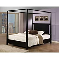 Napa Canopy Modern Full Bed