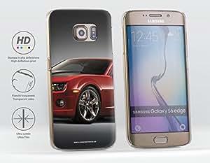 Funda Carcasa dura para Samsung Galaxy S6 edge - Chevrolet Camaro LS7