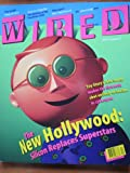 img - for Wired, December 1995. Pixar cover story book / textbook / text book